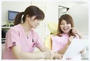 担当衛生士制とカウンセリング